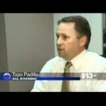 Topo Padilla of Greg Padilla Bail Bonds on CBS 13